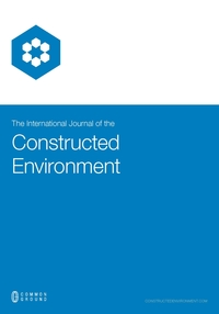 featured articles constructed environment research network